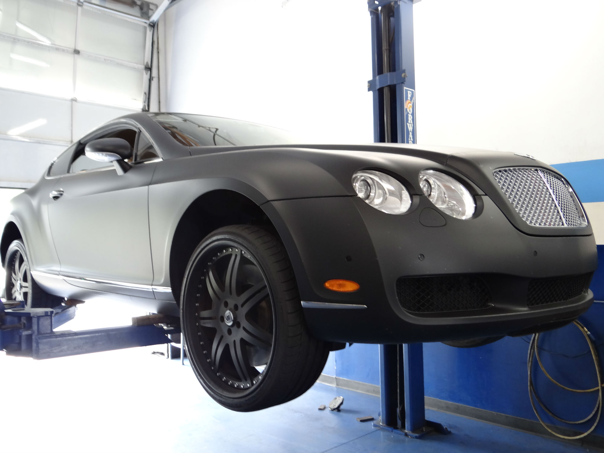 bentley repair Irvine